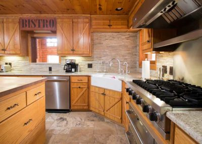 Honey Hollow Ranch Kitchen